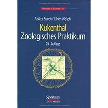 Kükenthals Leitfaden für das Zoologische Praktikum.