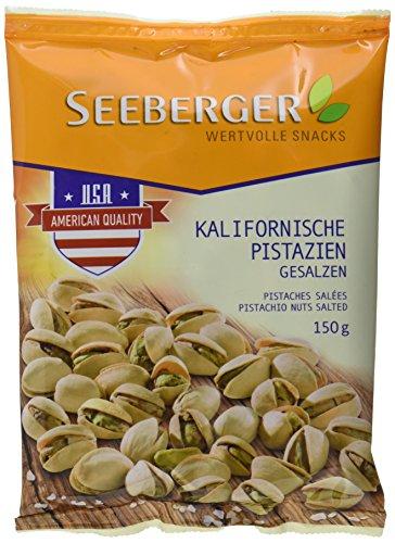 Preisvergleich Produktbild Seeberger Kalifornische Pistazien,  150 g