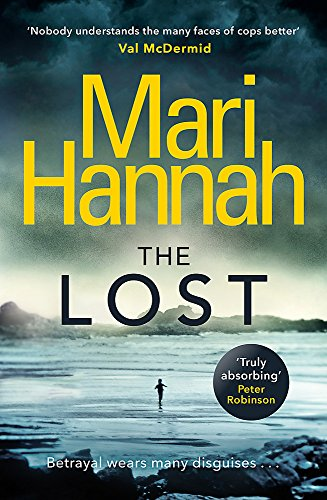 The Lost (Stone and Oliver, Band 1)