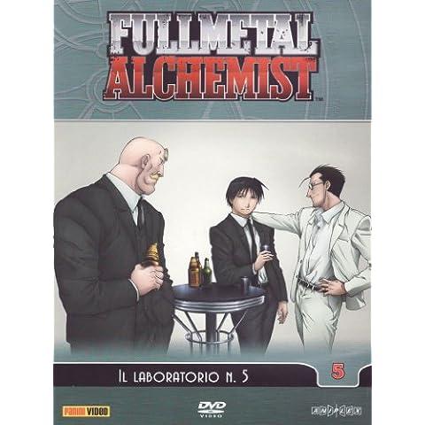 Fullmetal Alchemist #05