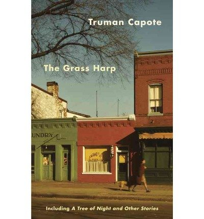 the-grass-harp-author-truman-capote-published-on-october-1993