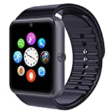 Smartwatch, Willful Smart Watch Phone Android iOS Wear con SIM Card Slot Fotocamera Orologio Fitness...
