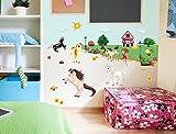 I-love-Wandtattoo WAS-10024 Wandsticker Kinderzimmer