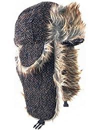Amazon.it  colbacco - Marrone   Donna  Abbigliamento aa0bdb68ace0