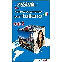 "ASSiMiL Italienisch in der Praxis - mp3-CD: Tonaufnahmen zum Lehrbuch ""Italienisch in der Praxis"" - Niveau B2-C1"