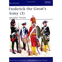 Frederick the Great's Army (3): Specialist Troops (Men-at-Arms)