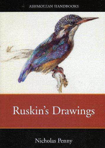 Ruskin's Drawings (Ashmolean Handbooks)