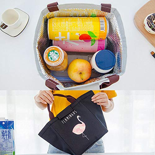 2ade5f69aa6b Portable Kids - Fashion Portable Children Kids Lunch Bags Insulated Cool  Bag Picnic School Lunchbox - Carrier House Tent Activity Spoon Mattress ...