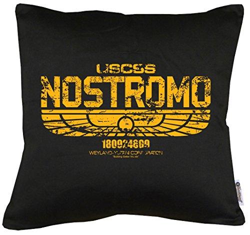 TLM USCSS Nostromo Kissen mit Füllung 40x40cm
