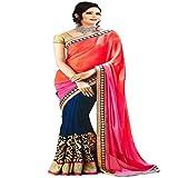 Shivanifashion Women's Georgette Saree (...