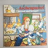 LP Vinyl Kinder - Aschenputtel Jorinde und Joringel - Grimm Halver Folken - PEGGY 5210529