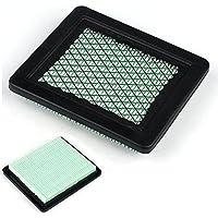 UxradG Filtro de aire para cortacésped (para Honda GCV135/160 GC160 HRR216 17211-ZL8-023 GCV160/190, cartucho de filtro de aire), color negro