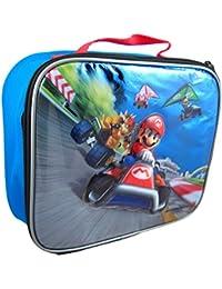 Nintendo Super Mario Kart 7Dream Team Bolsa de almuerzo térmica