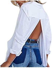 Suchergebnis auf Amazon.de für  Oyedens - Blusen   Tuniken   Tops, T ... 3fcae69706