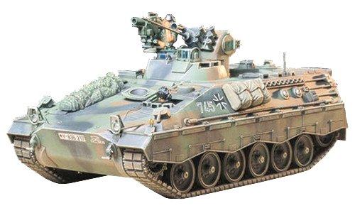 Schutzenpanzer Marder 1a2 Mit Panzerabwehrsystem Milan - 1:35 Scale Military -