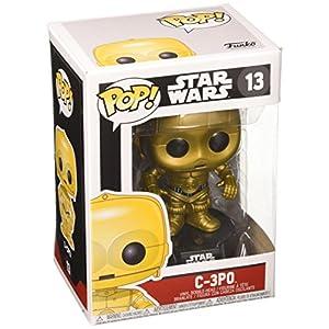 FunKo POP Star Wars C 3PO Bobble Head