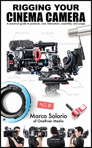 Rigging Your Cinema Camera: A practical guide to product, cost, fabrication, assembly, and usage (English Edition) -