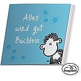 SHEEPWORLD 46084 Büchlein »Alles wird gut!«