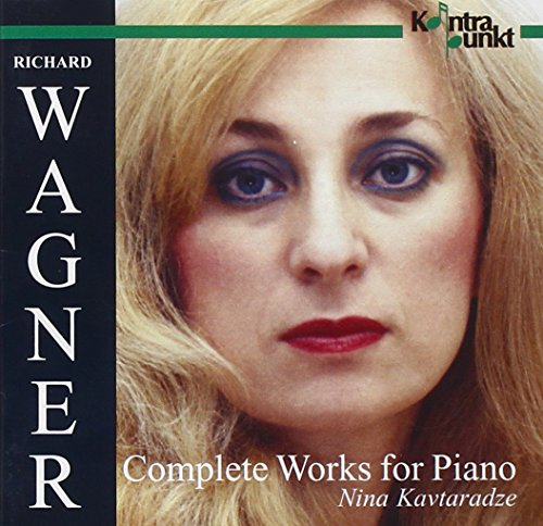 Richard Wagner - Complete Works For Piano
