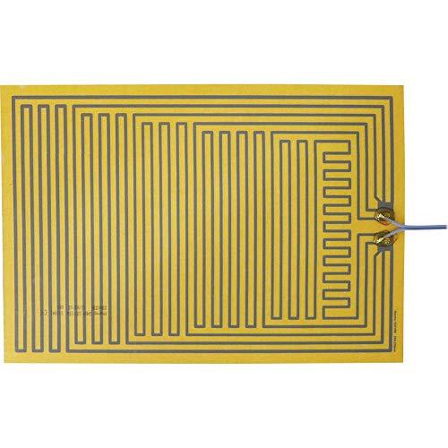 Thermo TECH Polyester Heizfolie selbstklebend 12 V/DC, 12 V/AC 15 W Schutzart IPX4 (L x B) 330 mm x 230 mm