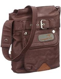 81bb9c0fea136 KangaROOS JEAN biota bag (set) B0175 Damen Umhängetaschen 21x27x6 cm (B x H