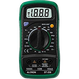 Alcron Digital-Multimeter DT-230N 95-100
