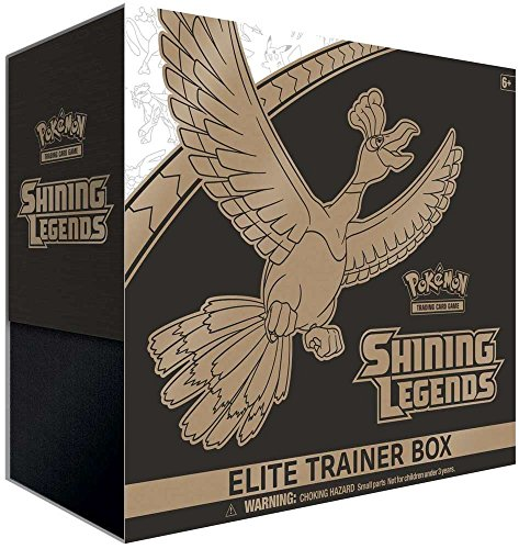 Pokemon Shining Legends Elite Trainer Box - English Random Selection