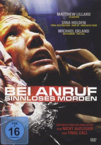 Bild von Bei Anruf sinnloses Morden (DVD)