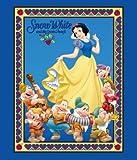 Disney Schneewittchen & 7Zwerge Panel Baumwolle Print