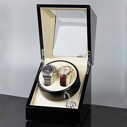 Meter Motor (L@YC automatische Uhrenbeweger Motor Tisch Meter offenes Instrument automatische mechanische Uhr auf die Kettenschachtel Vielfalt , 5)