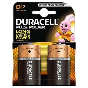 Duracell DURDK2P Batteries-Alkaline