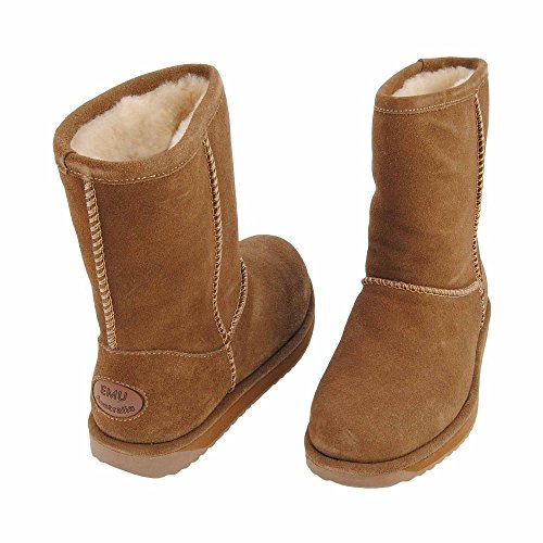 L'EMU Bottes W10771 Paterson Marron - Marrone (Oak)