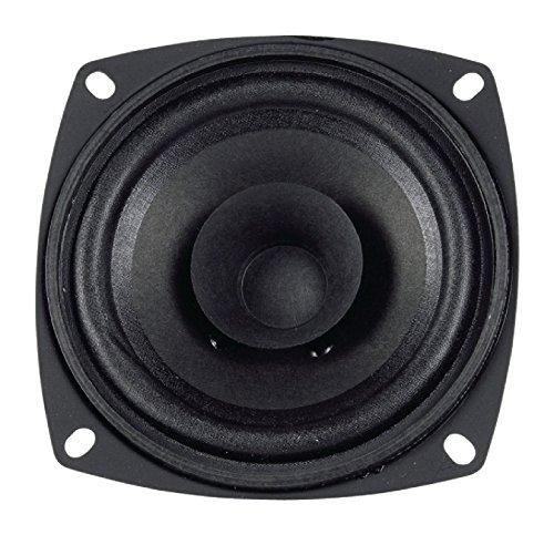 Oferta de Visaton VS-FR10/8 - Altavoces (Alámbrico, 30 W, 80-20000 Hz, 8 Ω, Negro)