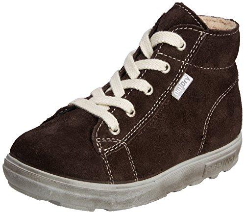 Ricosta Zaini Unisex-Kinder Hohe Sneakers Braun (cafe 280)