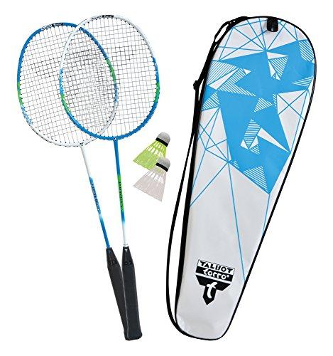 Talbot Torro Premium Badminton-Set 2-COMBAT Graph.Comp im Thermobag, (2017), 449504