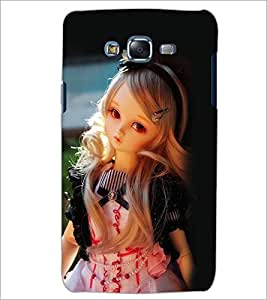 PrintDhaba Cute Doll D-1111 Back Case Cover for SAMSUNG GALAXY J7 (Multi-Coloured)