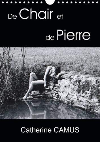 De Chair et de Pierre 2020: Photos de femmes dont la rondeur et la douceur de la chair contrastent avec l'angulosite et la durete de la pierre.