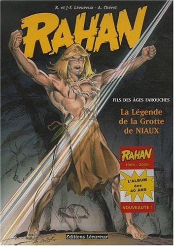 Rahan, Tome 10 : La légende de la grotte de Niaux