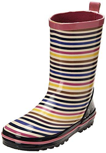 Be Only - Sonya, Stivali Di Gomma da bambine e ragazze, multicolore (multicolore  (multi)), 22