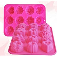 Molde de silicona para manualidades de jabón o repostería. De NiceButy