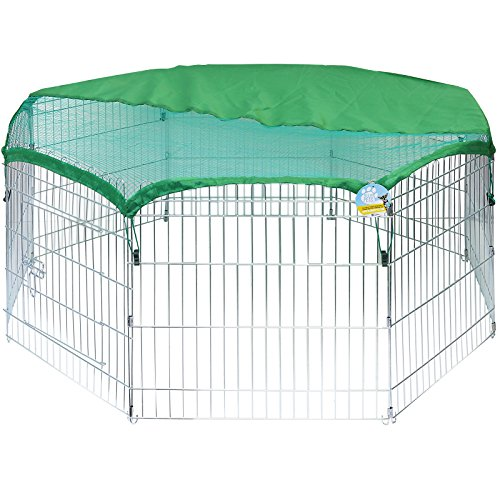Me & my pets - rete parasole per box animali - medium