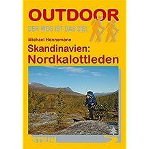 Skandinavien: Nordkalottleden (OutdoorHandbuch)