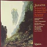 Janácek : Œuvres Orchestrales