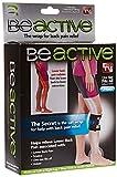 BeACTIVE Akupressur Kalb Bein Klammer für die Behandlung von Rückenschmerzen, Hip, Ischialgie (As Seen on TV) by Globa