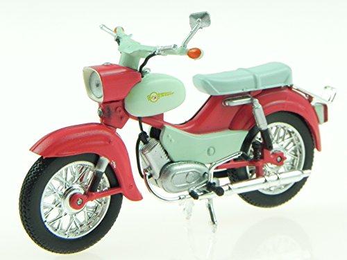 Simson Star DDR Ostalgie Motorrad Modell Atlas 1:24