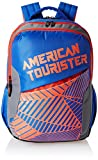 American Tourister 32 Ltrs Blue Casual Backpack (AMT CRUNK 2017 BKPK 02- R BLUE)