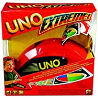 Mattel Games V9364 - UNO Extreme Kartenspiel