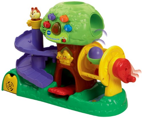 Image of VTech Baby Discovery Activity Tree - Green