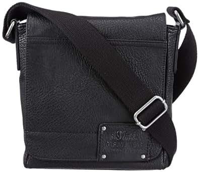 s oliver bags square patch city bag. Black Bedroom Furniture Sets. Home Design Ideas