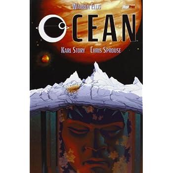 Ocean [Fumetto] By Warren Ellis